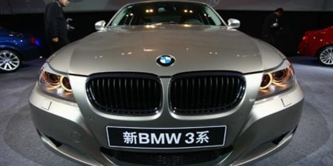 BMW, Brilliance to open second Chinese plant under joint venture