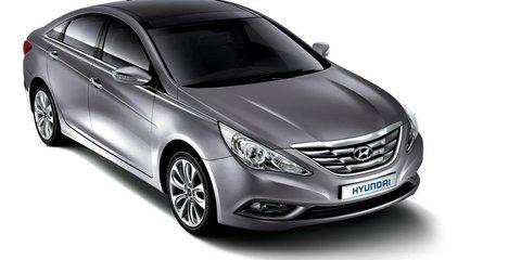 Hyundai YF Sonata breaks Korean sales record