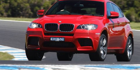 BMW X6 M arrives, X5 M coming in January