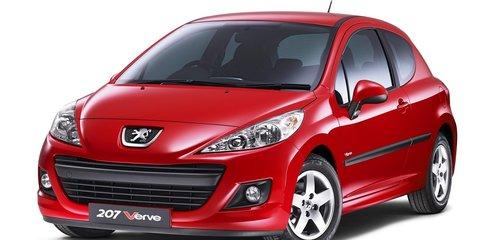 Peugeot 207 Verve range expanded for Europe