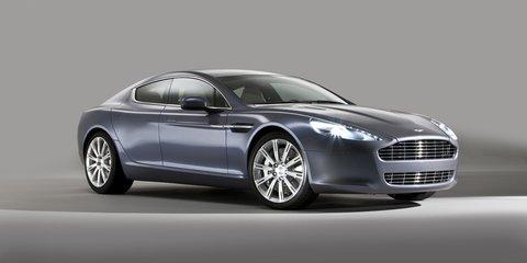 Aston Martin Rapide Australian pricing announced