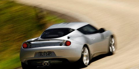 Lotus Evora Review - First Steer