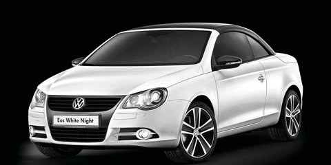 Volkswagen Eos White Night Australian special edition model