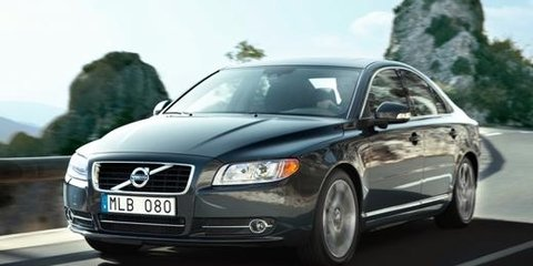 Facelift for the 2010 Volvo S80