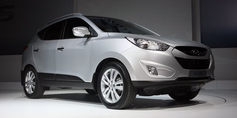 Hyundai spoofs Top Gear with new ix35 TVC