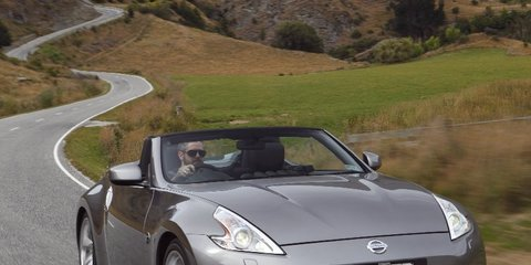 2010 Nissan 370Z Roadster launched