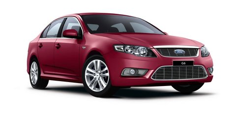 Ford Falcon G6 Limited Edition reintroduced