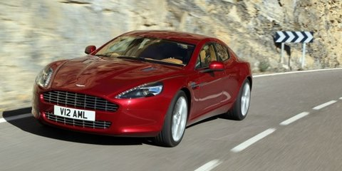 Aston Martin Rapide Video