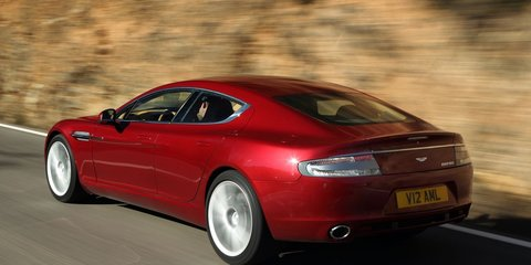 Aston Martin Rapide Review - Day 3