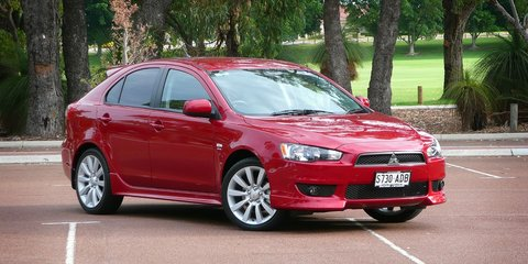 Mitsubishi Lancer Sportback Review & Road Test | CarAdvice