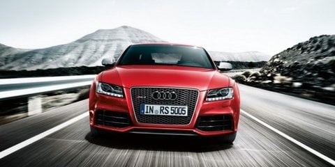 Audi RS5 Coupe Video