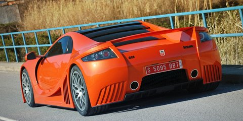 GTA Spano Supercar Track Test & Video