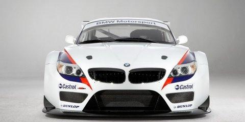 Video: BMW Z4 GT3 Nurburgring first lap