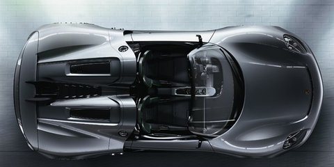 Porsche 918 Spyder production one step closer to reality