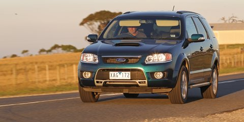 Ford Territory Ghia Turbo Review & Road Test