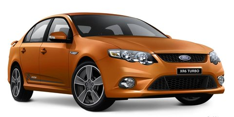 Ultimate Ford Experience competition for Falcon fans