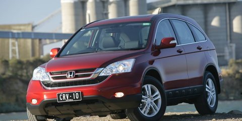 Honda CR-V Review & Road Test