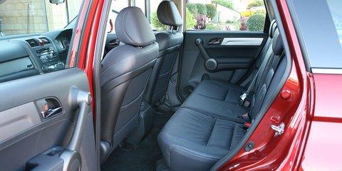 Honda CR-V Review & Road Test