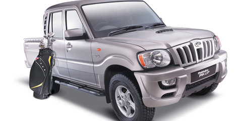 2012 Mahindra Pik-Up Review
