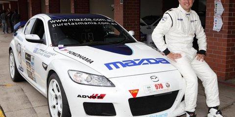 Mazda RX-8 SP to use E85 petrol at Targa Tasmania rally
