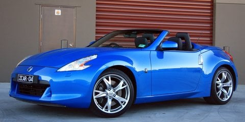 Nissan 370Z Roadster Review & Road Test