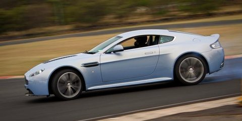 Aston Martin V12 Vantage Video Teaser