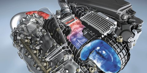 Mercedes-Benz 4.6-litre twin-turbo V8 specifications