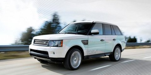 Land Rover to introduce 2WD and Hybrid Technology