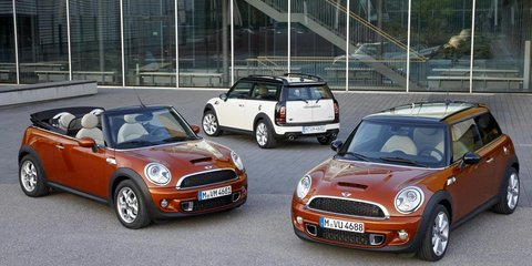 2011 MINI family unveiled in Europe