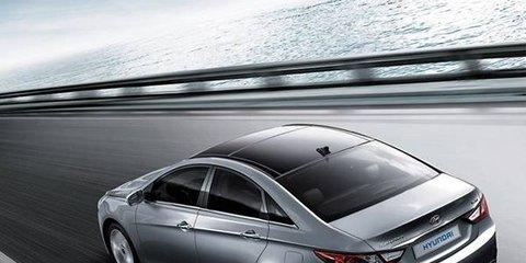 Hyundai i45 wins Design Award