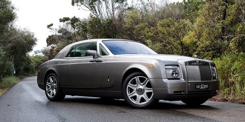 Rolls-Royce Phantom Coupe Review & Road Test