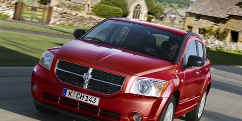 2010 Dodge Caliber updated for Australia