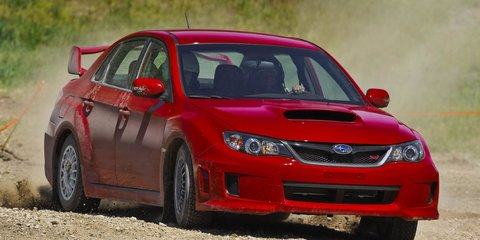 Video: 2011 Subaru Impreza WRX STI sedan driven