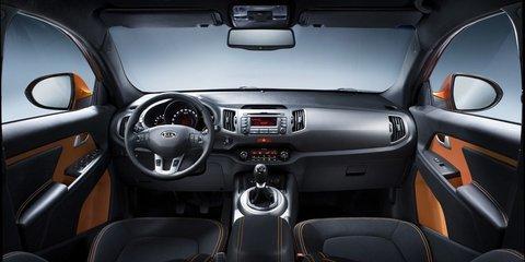 2011 Kia Sportage hits the road