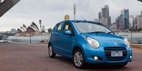 2011 Suzuki Alto range gets ESP standard