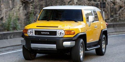 Toyota FJ Cruiser confirmed for Australia