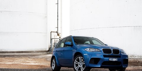 BMW X5 M Review & Road Test