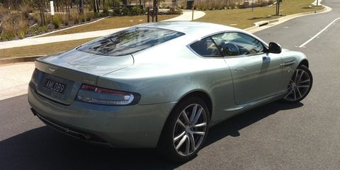 2011 Aston Martin DB9 Review