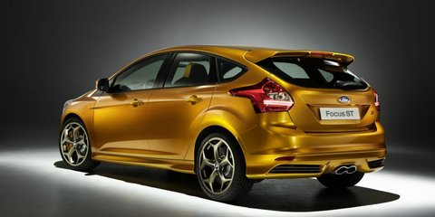 2012 Ford Focus XR5 (ST) Unveiled