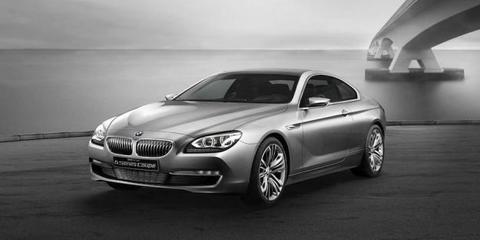 BMW 6 Series Concept Video
