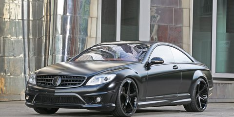 Anderson Mercedes-Benz CL65 AMG Black with 500kW