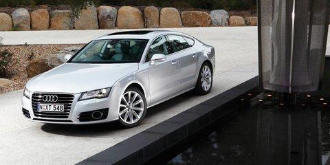 2012 Audi A7 Review