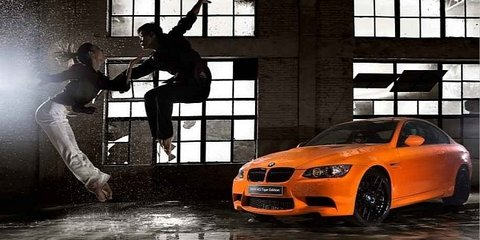 BMW M3 Tiger Edition to be released in China
