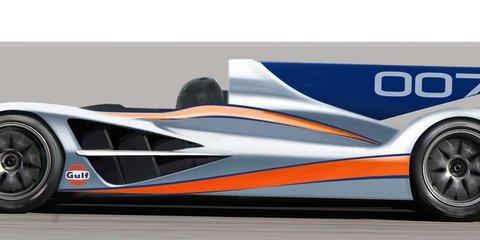 Aston Martin's new Sports Racer