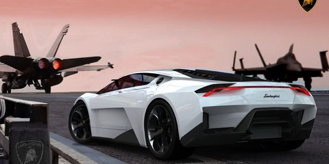 Lamborghini Indomable Concept