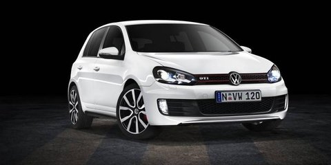 Volkswagen Golf GTI adidas edition to debut at Australian International Motor Show