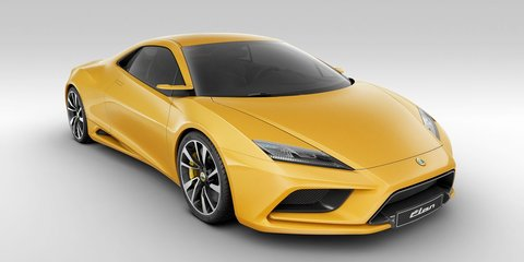 2013 Lotus Elan Unveiled