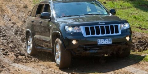 2011 Jeep Grand Cherokee Unveiled