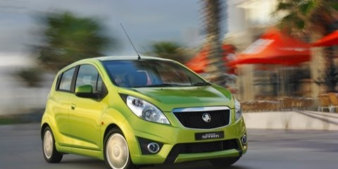 2010 Holden Barina Spark Review