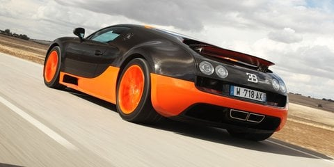 Bugatti Veyron 16.4 Super Sport Review